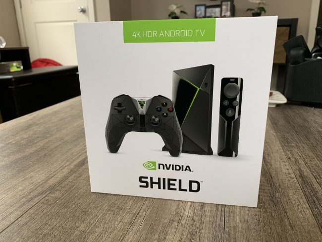 GearDiary NVIDIA's SHIELD TV Can Now Be Controlled by Google Home