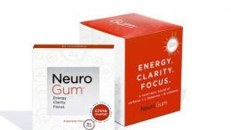 GearDiary Neuro Gum Adds CinnaMental Flavor to Their Caffeinated Gum Offerings!