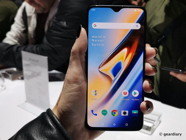 GearDiary OnePlus 6T Is Now Available from T-Mobile with a Killer Trade-In Deal