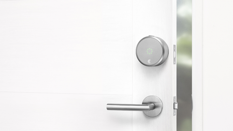 GearDiary Unlocking Your Door Becomes Magical with the August Smart Lock Pro + Connect!