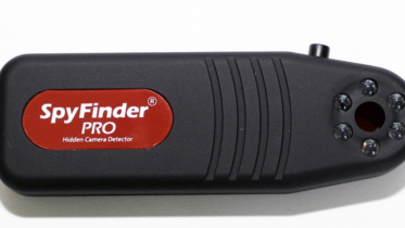 GearDiary SpyFinder Pro Hidden Camera Detector Seeks Kickstarter Funding