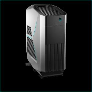 Dell XPS and Alienware Aurora Desktops Get Newer, Faster Intel Processors