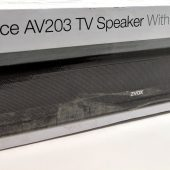 GearDiary ZVOX AccuVoice AV203 TV Speaker: Compact and Clear
