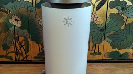 GearDiary The Pure Company Large Room Air Purifier: Beautiful, Powerful, and Enhanced with Aromatherapy
