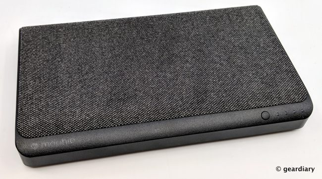 GearDiary Mophie Powerstation USB-C 3XL: All the Back-Up Power You Could Possibly Need