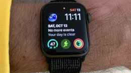 GearDiary 5 Really Annoying Things About the Apple Watch 4 Nike Edition