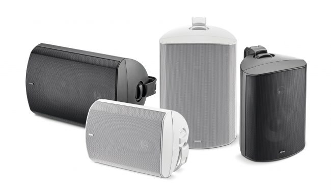 GearDiary Focal Announces a Collection of Outdoor Loudspeakers