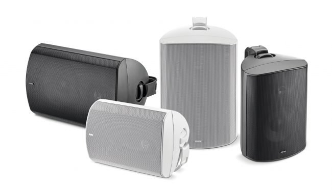 Focal Announces a Collection of Outdoor Loudspeakers
