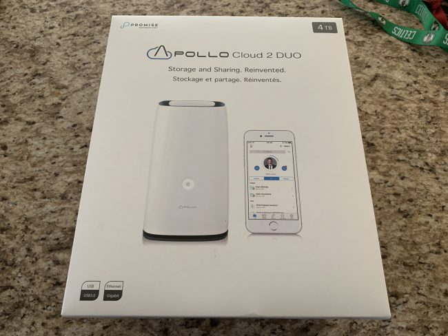 The Promise Apollo Cloud 2 Duo Is a Great Alternative to Cloud Storage Subscriptions