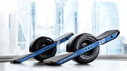 GearDiary Popular E-Board Onewheel Updated with Custom Carving for a Personalized Ride