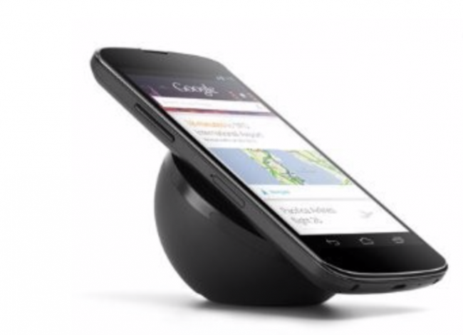 GearDiary TwelveSouth PowerPic Is a Picture-Perfect Wireless Charging Stand