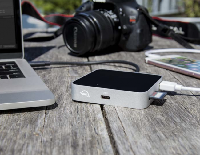 GearDiary The OWC USB-C Travel Dock Is Ready for Your Next Trip