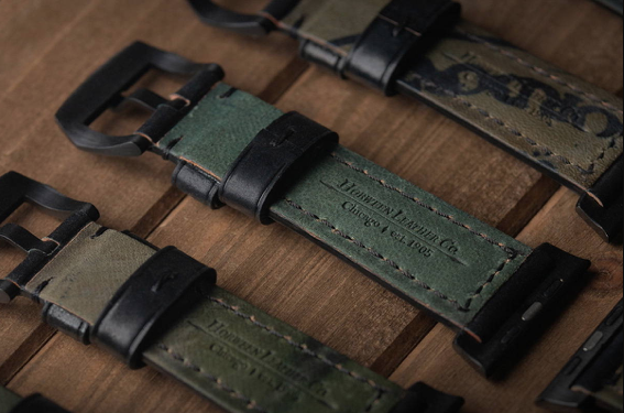 GearDiary Nomad Shell Cordovan Strap for Apple Watch Is Pure Class