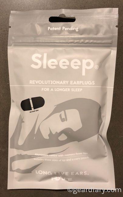 "GearDiary Sleeep Earplugs Let You ""Enjoy the Silence"""
