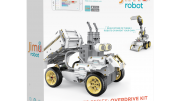 GearDiary UBTECH JIMU Robot BuilderBots Series Overdrive Kit Lets You Build the Start of Your Robot Army
