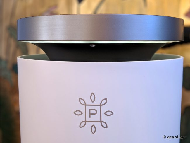 GearDiary 1-The Pure Company Large Room Air Purifier