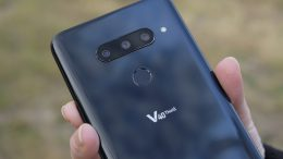 GearDiary AT&T LG V40 ThinQ Review: The Flagship Smartphone with 5 Cameras