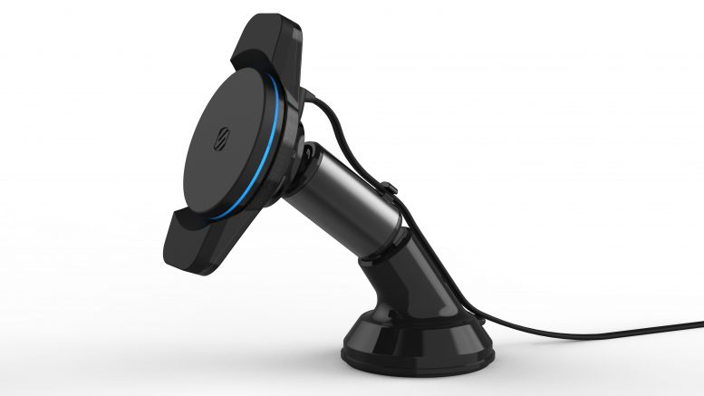 GearDiary Scosche's MagicGrip Charge Qi-Mount: Wireless Charging Evolved