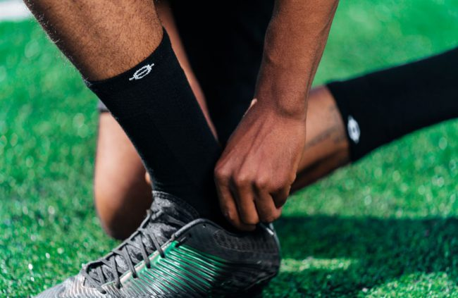 GearDiary Prevent Ankle Sprains While Exercising with Lasso's Compression Socks