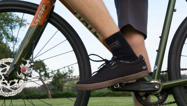 GearDiary DZR's Urban Biking Shoe Is Great for City Commutes