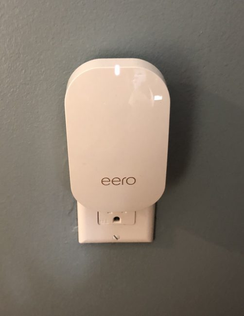 GearDiary Thanks to Eero, I'm Finally Happy with My Home WiFi