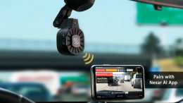 GearDiary Scosche Full HD Dash Cam Powered by Nexar: Crowdsource Your Drive Home for Everyone's Safety