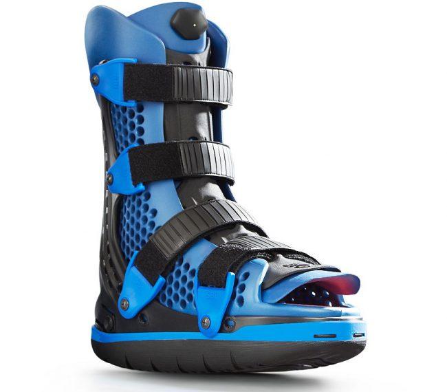 GearDiary Sensoria and Optima Molliter Take on Diabetes Foot Complications with a Sensor-Laden SBi Motus Smart Boot