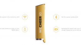 GearDiary WECHEER.IO Proves Even Beer Isn't Immune to the Internet of Things