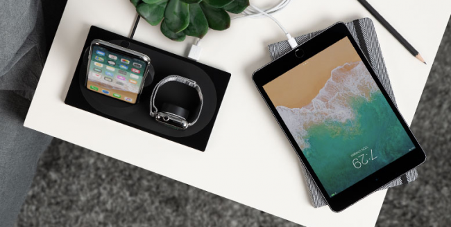 This Season, Charge It with the BOOSTUP Wireless Charging Dock for iPhone & Apple Watch