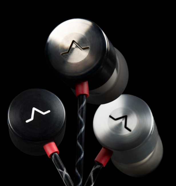 GearDiary Flare's JET Earphones Have a Retro Design but Sound Like the Future