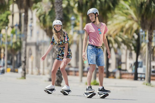 GearDiary Segway-Ninebot Rolls into 2019 with a Slew of Cool New Tech