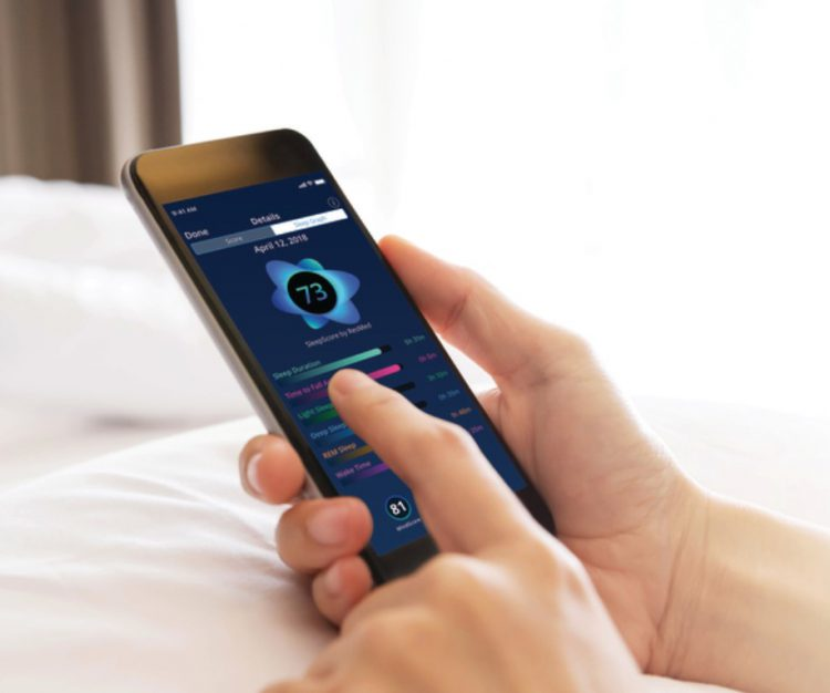 GearDiary Sleep Soundly with SleepScore's Monitoring Sensor