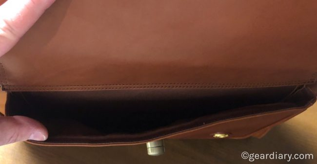 Wellington & Cromwell Hatch Briefcase Will Raise Your Professional Profile
