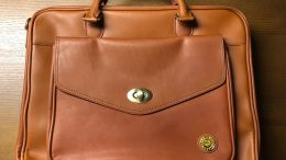 GearDiary Wellington & Cromwell Hatch Briefcase Will Raise Your Professional Profile