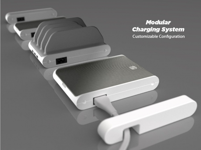 GearDiary Scosche BaseLynx Modular Charging System Will Keep Your Devices Organized & Charged