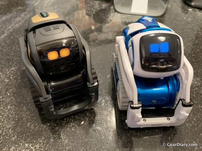 GearDiary Anki Cozmo Is a Robot That's Fun for the Whole Family