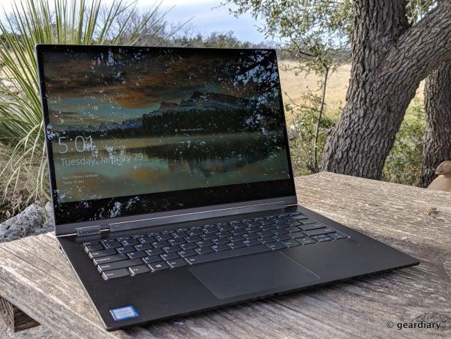 GearDiary 1-Lenovo Yoga C930