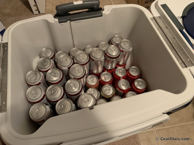 GearDiary In Features and Quality Construction, the Coolest Cooler Lives up to its Name