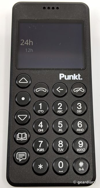 GearDiary 12-Punkt. MP02 4G Mobile Phone -011