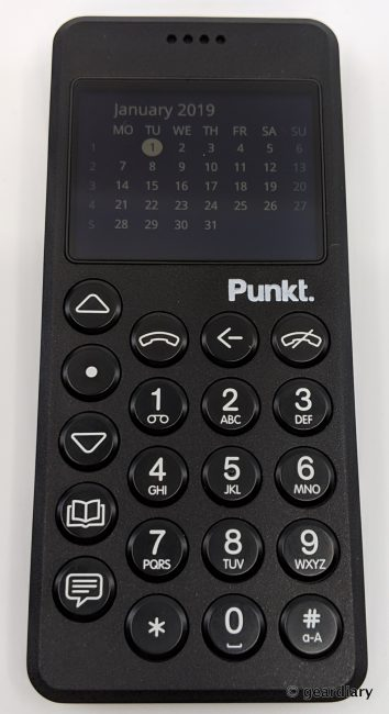 GearDiary 18-Punkt. MP02 4G Mobile Phone -017