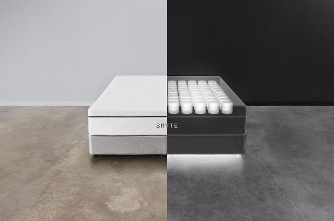 GearDiary The Bryte Bed: Just Don't Call It a Mattress
