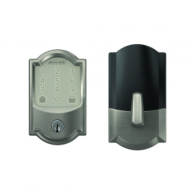 GearDiary Schlage Encode Is a Smart Lock That Plays Well with Amazon Key and Ring Devices