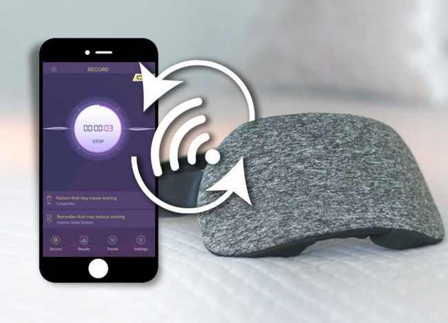 GearDiary Hüpnos Aims to Reduce Snoring and Improve Sleep, All While Looking Stylish