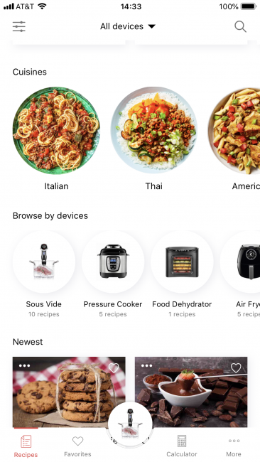 GearDiary Chefman's New Chef IQ App to Control and Monitor Your Cooking Devices