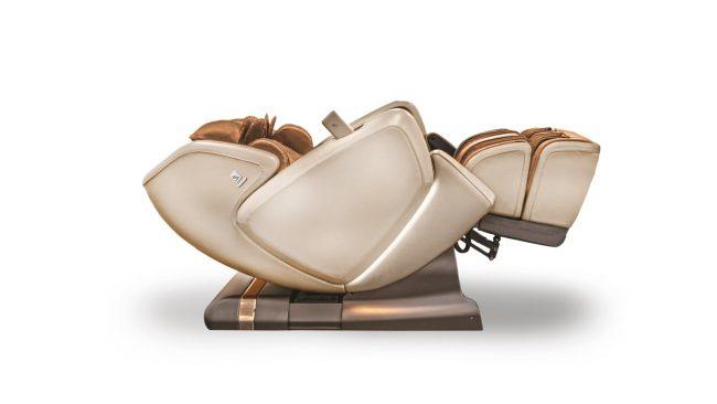 GearDiary DreamWave's Next-Gen Massage Chair Makes Its Debut