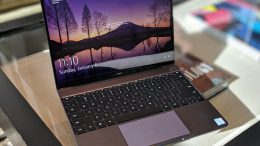 GearDiary Huawei Comes Out Swinging with New MateBook 13 and the MediPad M5 Lite!
