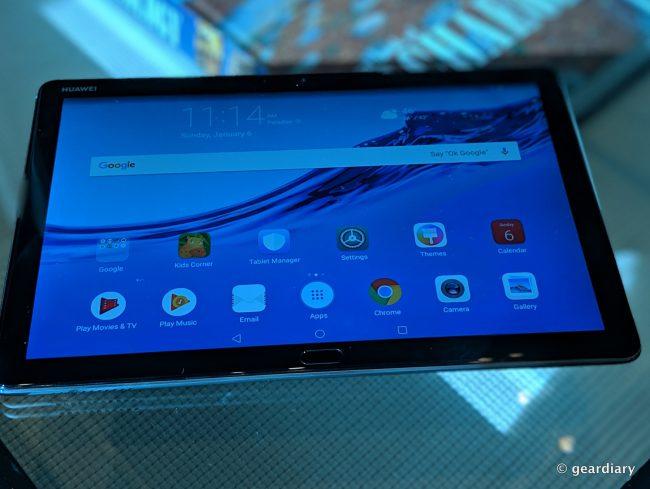 GearDiary Huawei MediaPad M5 Lite