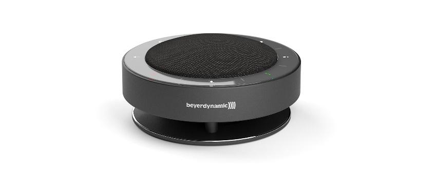 GearDiary Beyerdynamic Launches Phonum, a Wireless Bluetooth and USB Speakerphone