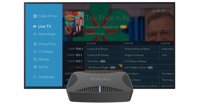 The Tablo Quad: Discover, Record, and Stream up to Four Live Antenna TV Channels Simultaneously