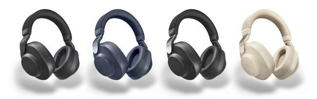 Jabra Elite 85h Headphones Deliver SmartSound Thanks to Exclusive AI Technology for Intelligent Adaptive Audio